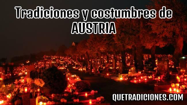 tradiciones y costumbres de austria