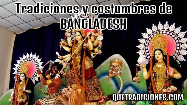 tradiciones y costumbres de bangladesh