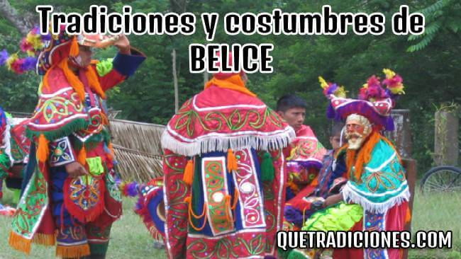 tradiciones y costumbres de belice