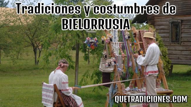 tradiciones y costumbres de bielorrusia