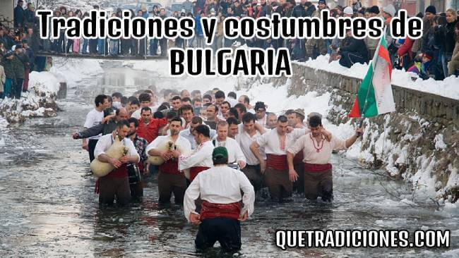 tradiciones y costumbres de bulgaria