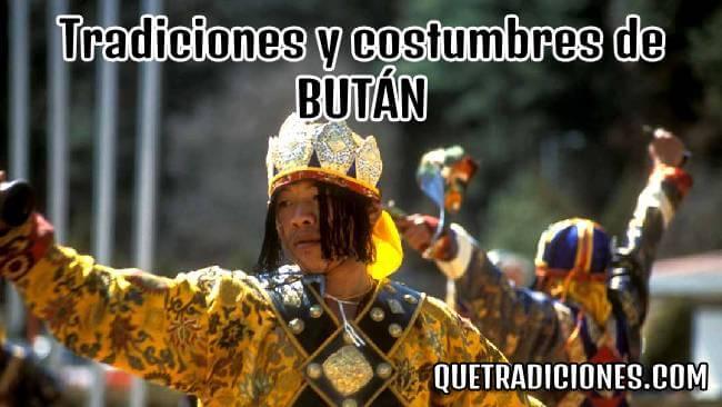 tradiciones y costumbres de butan