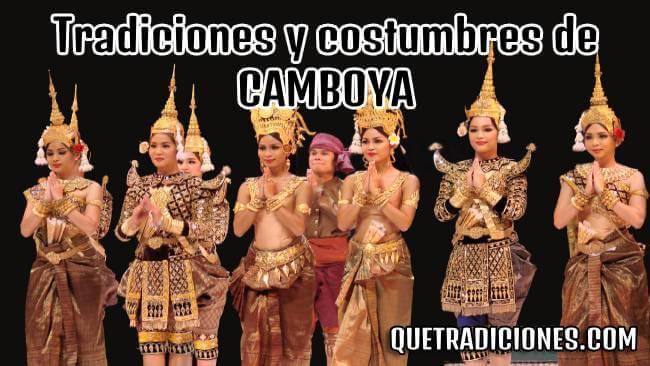 tradiciones y costumbres de camboya