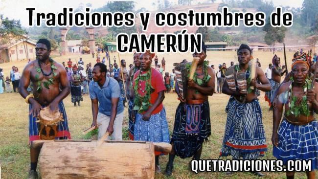 tradiciones y costumbres de camerun