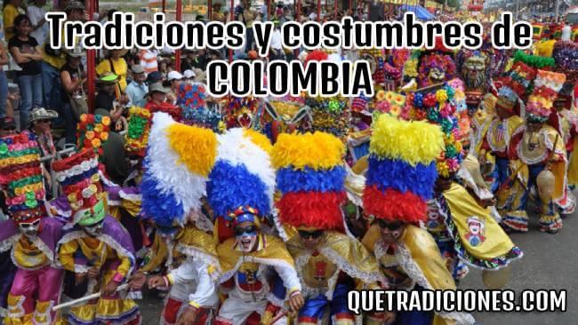 tradiciones y costumbres de colombia