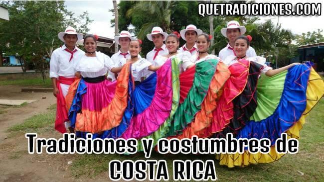 tradiciones y costumbres de costa rica