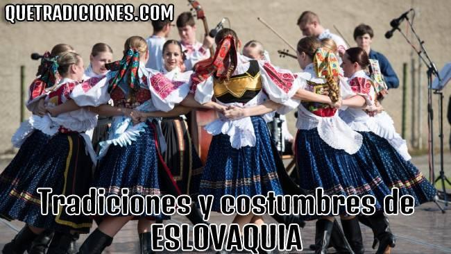 tradiciones y costumbres de eslovaquia