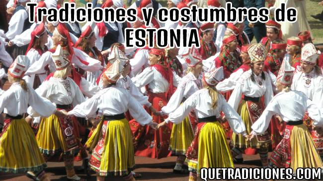 tradiciones y costumbres de estonia