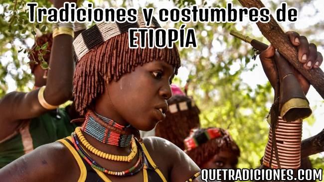 tradiciones y costumbres de etiopia