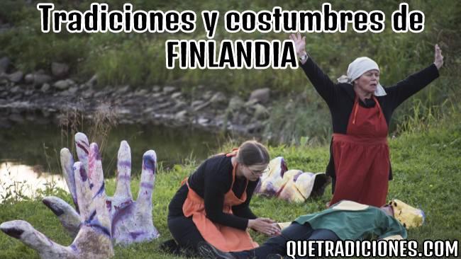 tradiciones y costumbres de finlandia