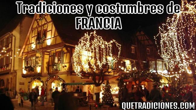 tradiciones y costumbres de francia