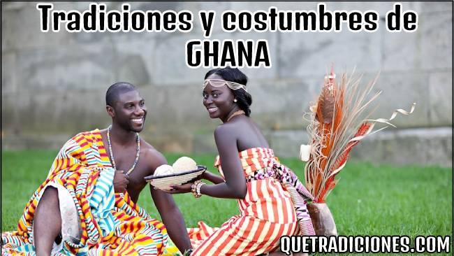tradiciones y costumbres de ghana