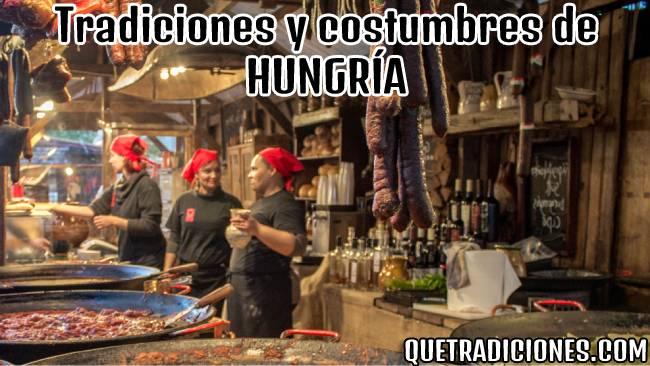 tradiciones y costumbres de hungria