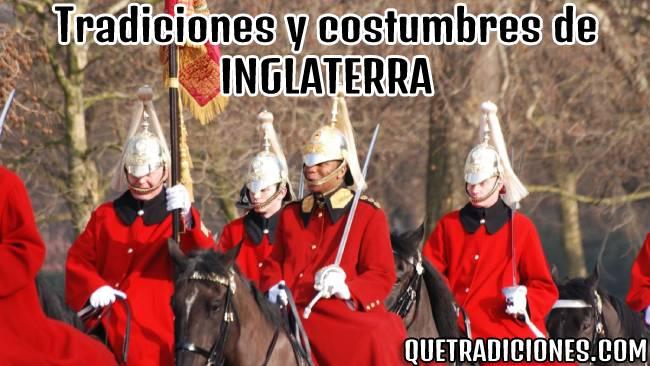 tradiciones y costumbres de inglaterra