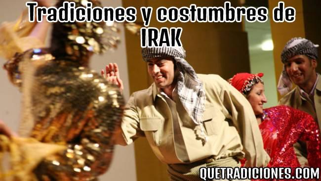 tradiciones y costumbres de irak