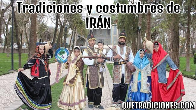 tradiciones y costumbres de iran