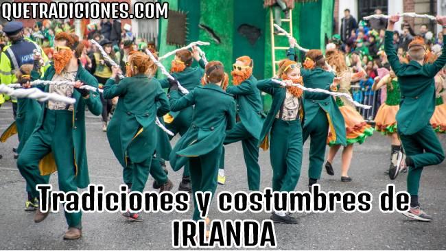 tradiciones y costumbres de irlanda