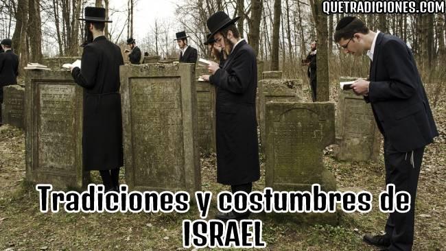 tradiciones y costumbres de israel
