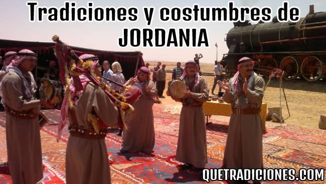 tradiciones y costumbres de jordania
