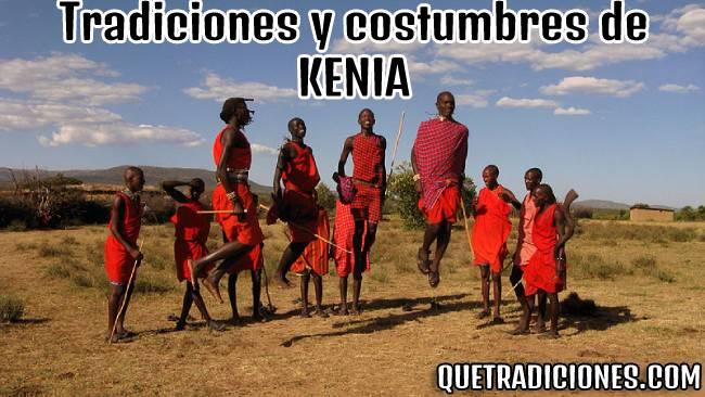 tradiciones y costumbres de kenia