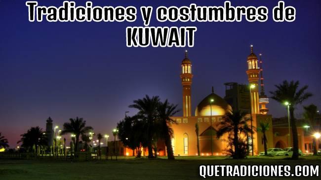 tradiciones y costumbres de kuwait