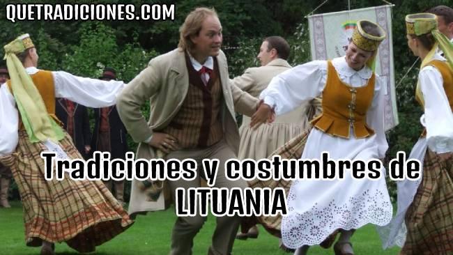 tradiciones y costumbres de lituania