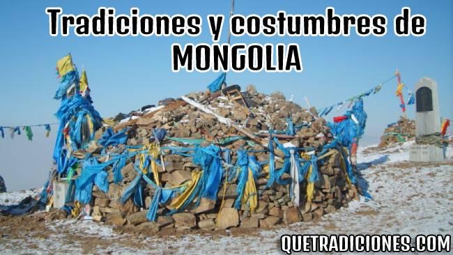 tradiciones y costumbres de mongolia