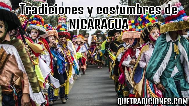 tradiciones y costumbres de nicaragua