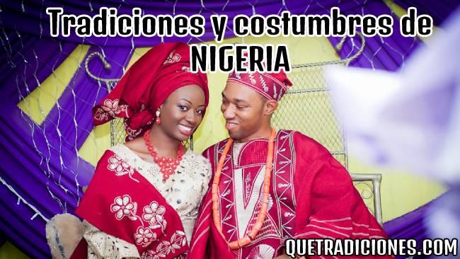 tradiciones y costumbres de nigeria