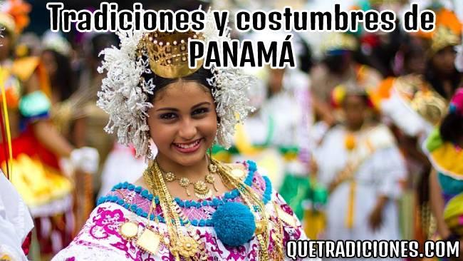 tradiciones y costumbres de panama