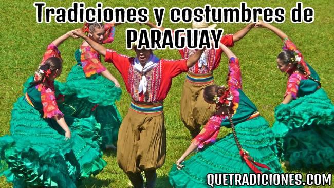 tradiciones y costumbres de paraguay