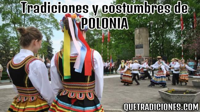 tradiciones y costumbres de polonia