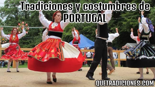 tradiciones y costumbres de portugal