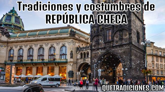 tradiciones y costumbres de republica checa