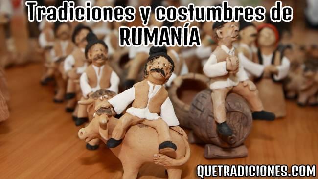 tradiciones y costumbres de rumania