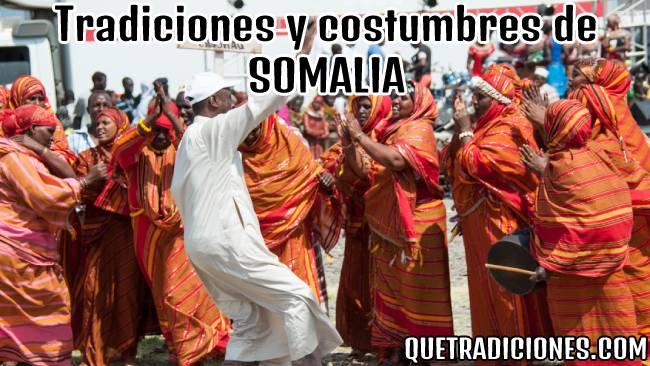 tradiciones y costumbres de somalia