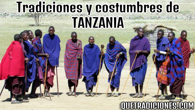 tradiciones y costumbres de tanzania
