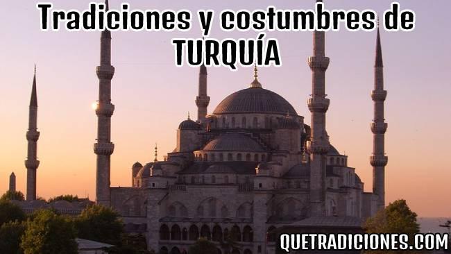 tradiciones y costumbres de turquia