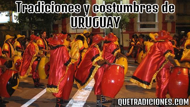 tradiciones y costumbres de uruguay