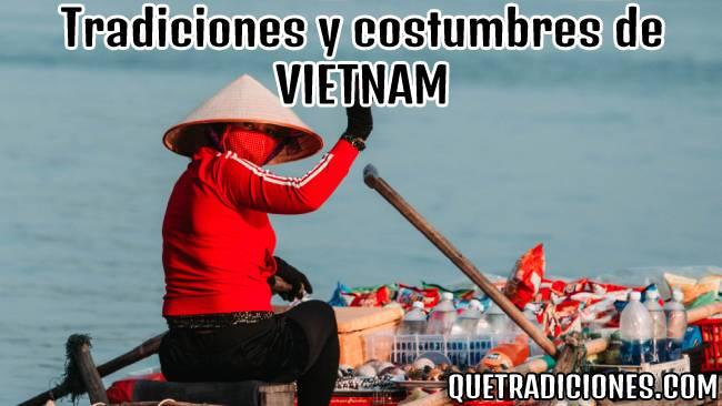 tradiciones y costumbres de vietnam